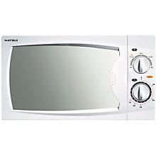 Matsui microwave 17L mechanichal white