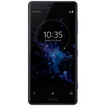 Sony Xperia XZ2 Compact smartphone (sort)