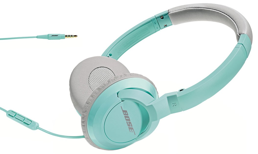 62422 : Bose on-ear hodetelefoner SoundTrue (mint)