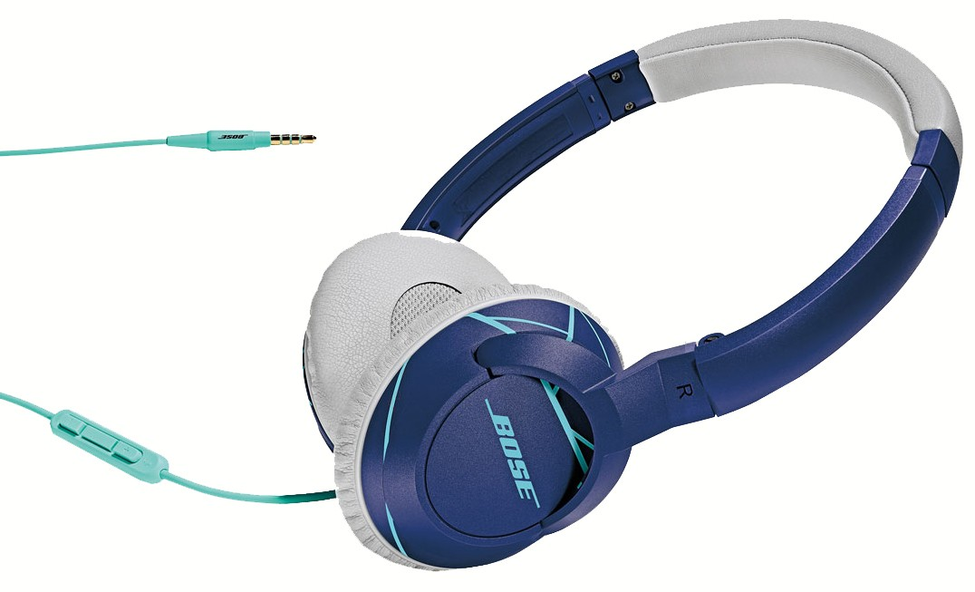 62423 : Bose on-ear hodetelefoner SoundTrue (lilla & mint)
