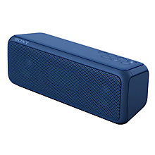 SONY A/V SPEAKER BLUE