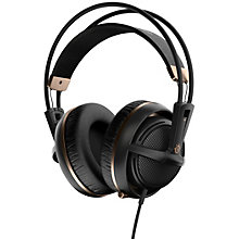 STEELSERIES SIBERIA 200 BLACK/GOLD