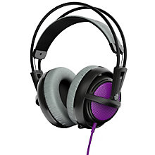 STEELSERIES SIBERIA 200 BLACK/GREY/PURPLE