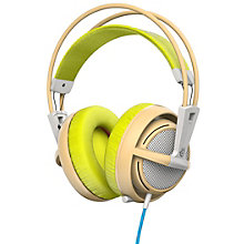 STEELSERIES SIBERIA 200 CREAM/GREEN/WHITE
