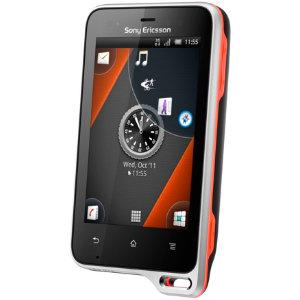 Leter du etter svar på Sony Ericsson Sony Ericsson Xperia active ST17