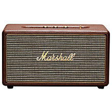 MARSHALL A/V SPEAKER BROWN