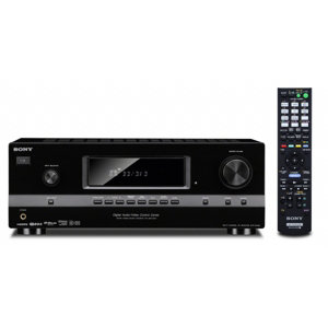 Sony 7.1 3D receiver STR-DH520
