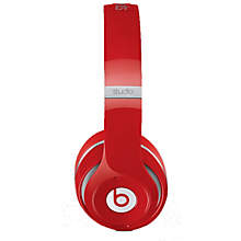 BEATS HEADPHONES STUDIO WIRELESS AE RED