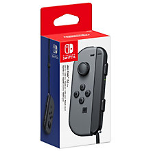 SWITCH JOY-CON LEFT GREY