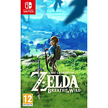 SWI-The Legend of Zelda: Breath of the Wild