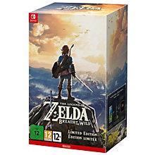 SWI-The Legend of Zelda: Breath of the Wild LE