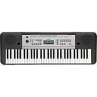 yamaha keyboard ypt 255 dj utstyr og musikkinstrument. Black Bedroom Furniture Sets. Home Design Ideas