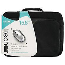 """Techair 15.6"""" Laptop case/mouse"""