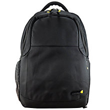 "Eco 15.6"" Backpack Black"