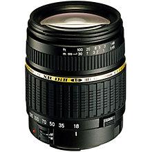 Tamron AF Di II 18-200mm objektiv til Sony