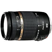 Tamron 18-270mm f/3.5-5.6 VC PZD Nikon