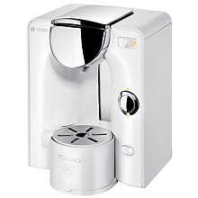 BOSCH TASSIMO WHITE CAPSULE MACHINE