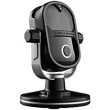 TURTLE BEACH STREAM MIC MICROPHONE PC PS4 XONE