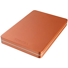 Toshiba CANVIO ALU 2.5'' 2TB red