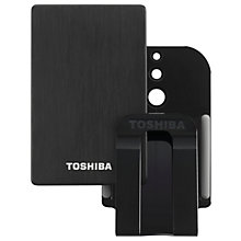 "Toshiba Stor.E ALU TV 2,5"" 1TB ext HDD"