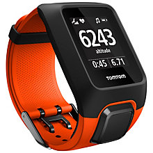 TomTom Adventurer Outdoor sportsur - orange