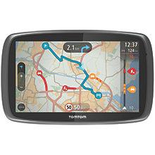 TOMTOM GPS GO 5000 LIFETIME MAPS