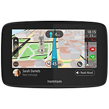 "TOMTOM GO 520 5"" Lifetime world Wifi"