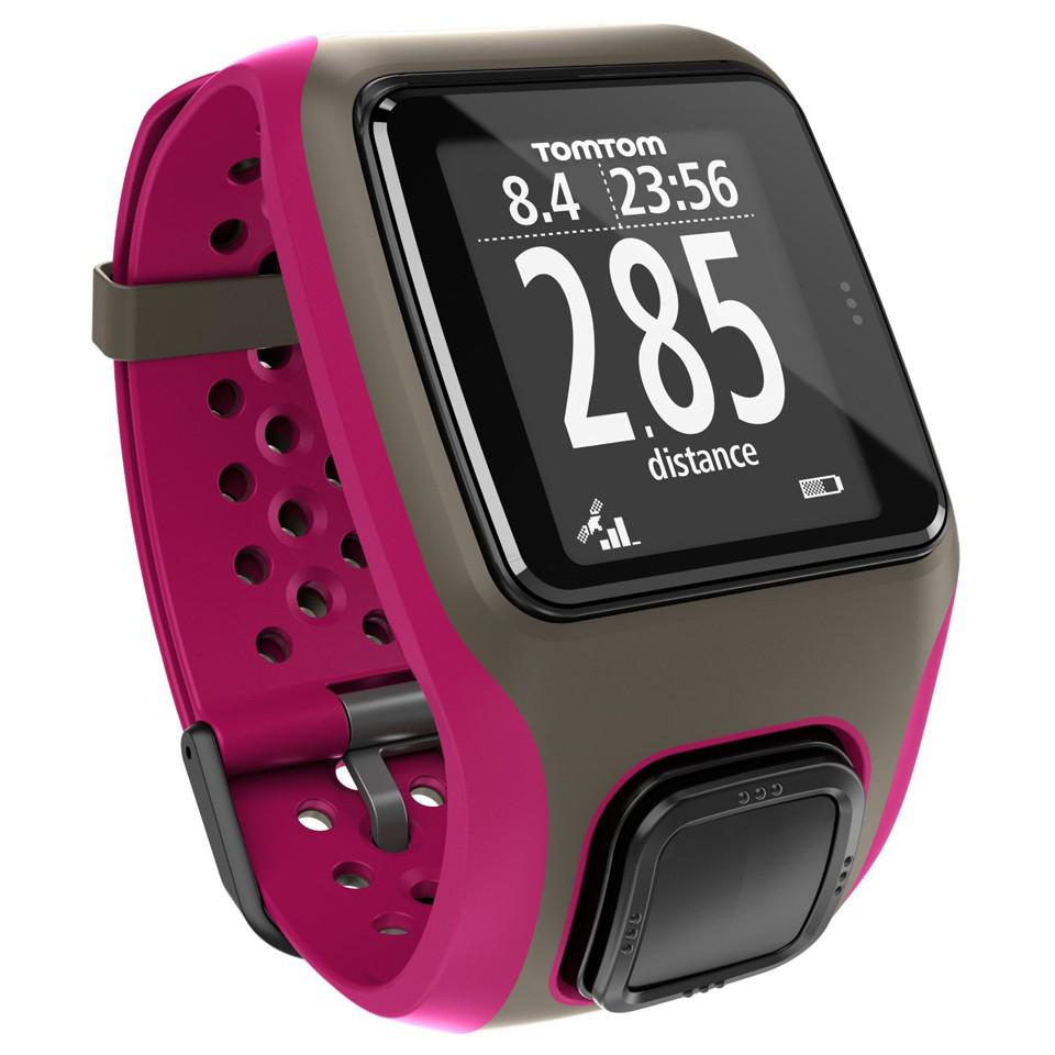TomTom Multi-Sport klokke (rosa)