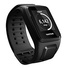 TomTom Spark Cardio+Music GPS Fitness watch (L)