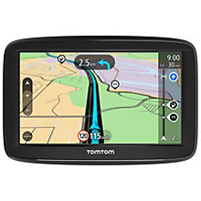 "Tomtom Start 52 5"" Europe Lifetime Maps"