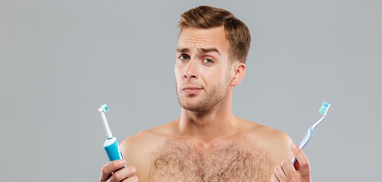 Guide - Hvilken elektrisk tannbørste skal jeg kjøpe?