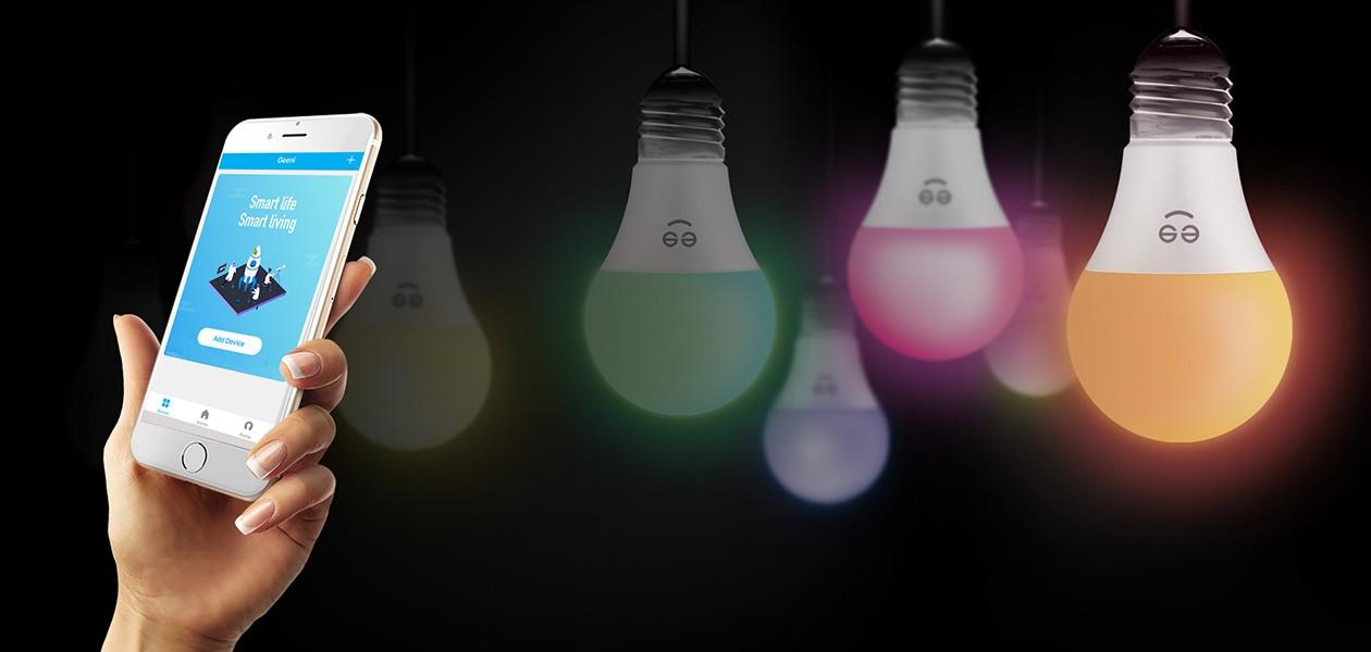 Geeni – smart belysning