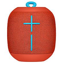 Ultimate Ears WONDERBOOM trådløs højttaler - rød