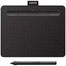 Wacom Intuos S Bluetooth tegneplade (sort)