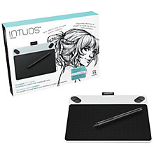 Intuos Draw White Pen Small