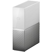 WD My Cloud Home Duo personlig netværkslagring (16 TB)