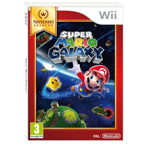 Super Mario Galaxy Select (Wii)