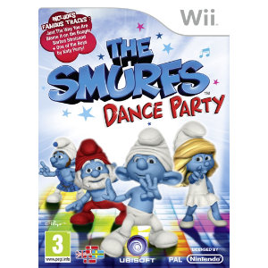 The Smurfs Dance Party (Wii)