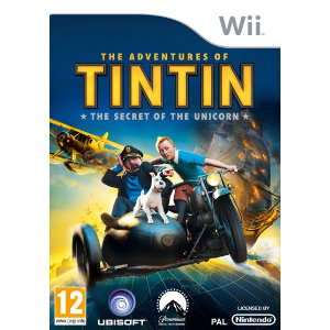 Tintin: Secret of The Unicorn (Wii)