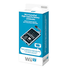 WIIU GAMEPAD HIGH-CAPACITY BATTERY