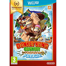 WIIU-DONKEY KONG COUNTRY TROPICAL FREEZE