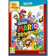 WIIU-SUPER MARIO 3D WORLD