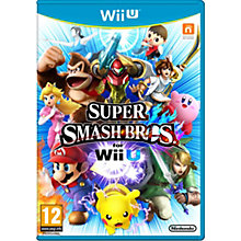 WIIU-SUPER SMASH BROS