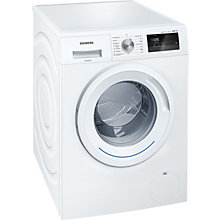 Siemens iSensoric vaskemaskine WM14N0E8DN