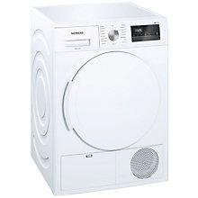 Siemens tørretumbler WT43H2E8DN