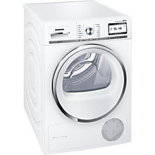 SIEMENS DRYER HP 9KG HOMEC A++
