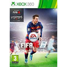 X360-FIFA 16