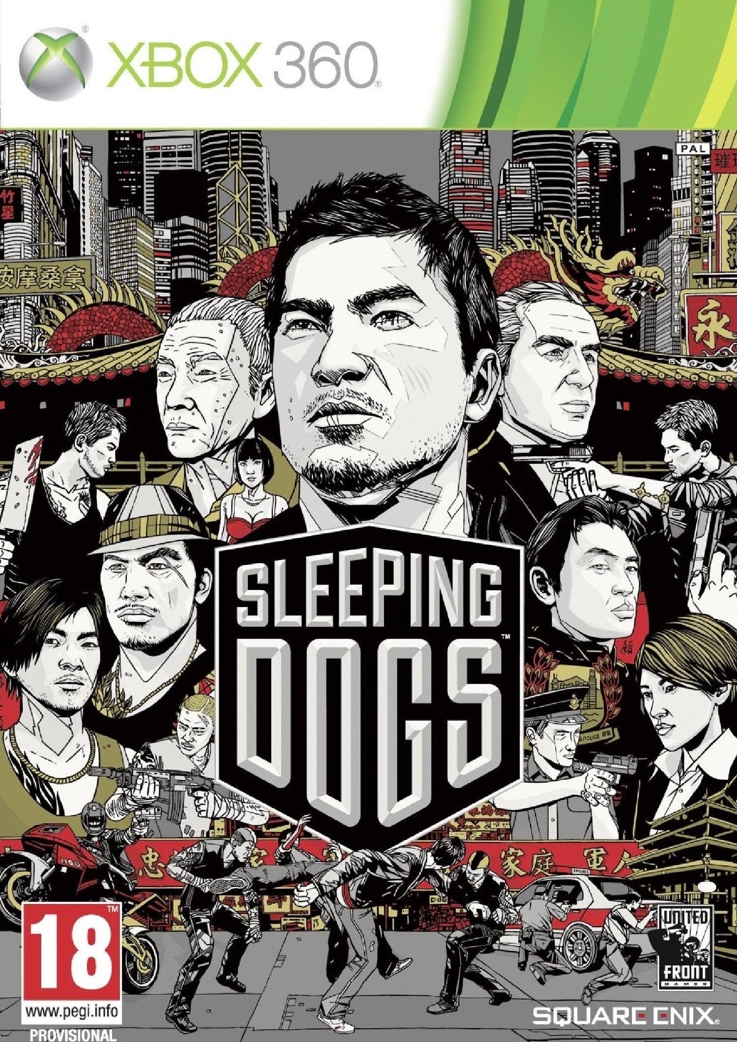 E109658 : Essentials: Sleeping Dogs (X360)