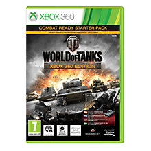 X360-WORLD OF TANKS