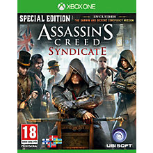 XONE-ASSASSIN'S CREED SYNDICAT